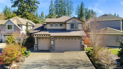 Bothell Single Family Home For Sale: 18521 32nd Ave SE