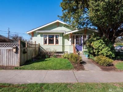 Tacoma Single Family Home For Sale: 718 N Junett St