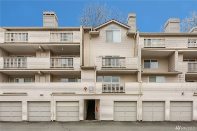 Bothell Condo/Townhouse For Sale: 15711 Waynita Wy NE #H-206
