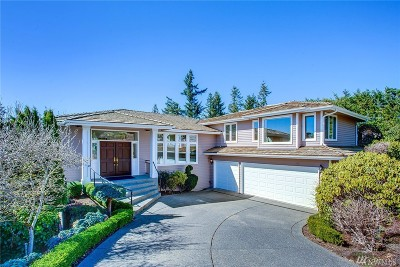 The Summit Single Family Home For Sale: 5419 154th Ave SE