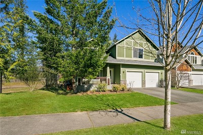 Maple Valley Single Family Home For Sale: 22418 SE 267th St