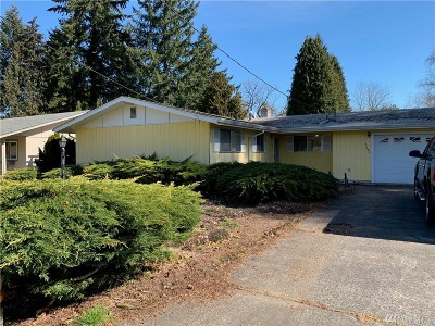 Tumwater Single Family Home For Sale: 6680 6th Ave SW