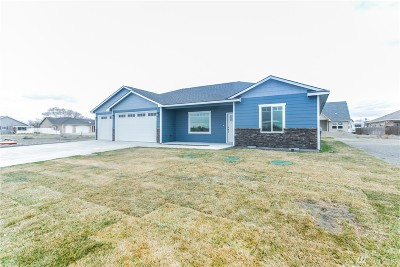 Moses Lake Single Family Home For Sale: 505 S Sand Dune Rd