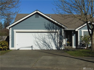 Lacey Single Family Home For Sale: 5308 Jason Ct SE