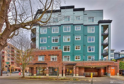 Condo/Townhouse Sold: 5615 24th Ave NW #43