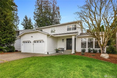 Issaquah Single Family Home For Sale: 18847 SE 42nd St