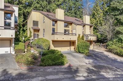 Bellevue WA Condo/Townhouse For Sale: $625,000