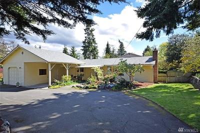 Edmonds Single Family Home For Sale: 8106 228th St SW