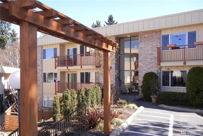 Everett Condo/Townhouse For Sale: 425 45th St SW #206