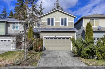Puyallup Single Family Home For Sale: 7351 176th St E