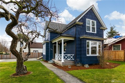 Tacoma Single Family Home For Sale: 4003 S Park Ave