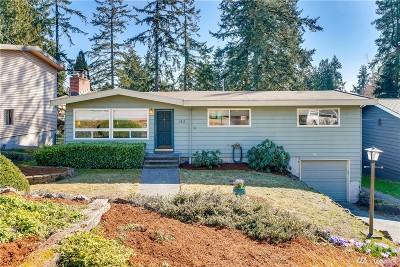 Shoreline Single Family Home For Sale: 145 NE 159th St