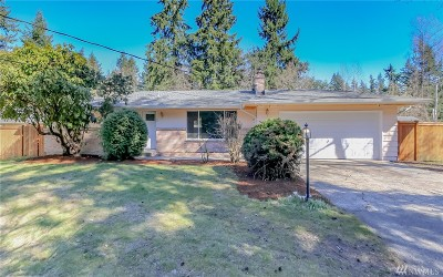 Federal Way Single Family Home For Sale: 36310 28th Ave S
