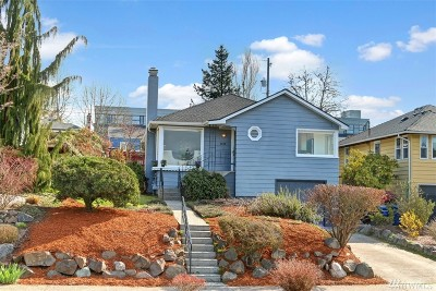 Seattle Single Family Home For Sale: 6026 36th Ave SW