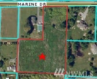 Residential Lots & Land For Sale: 1515 Marine Dr