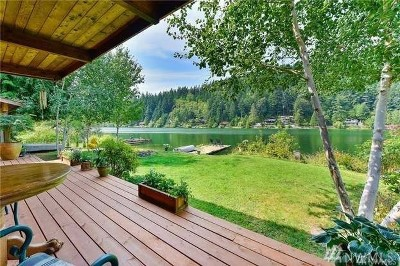 Whatcom County Single Family Home For Sale: 1853 Sleepy Hollow Lane