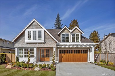Single Family Home For Sale: 9750 NE 26th St