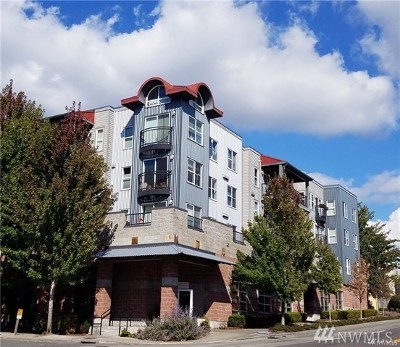 Seattle Condo/Townhouse For Sale: 600 N 85th St #406