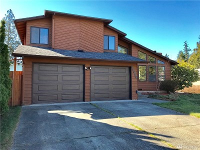 Maple Valley Single Family Home For Sale: 26805 218th Ave SE