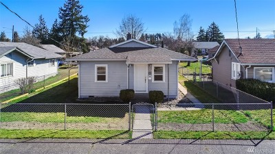 Tacoma Single Family Home For Sale: 7009 S Junett