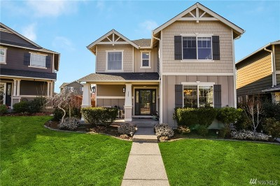 Mount Vernon Single Family Home For Sale: 925 Panorama Ridge