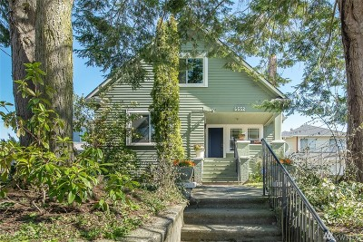 Seattle Single Family Home For Sale: 6552 Beacon Ave S