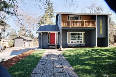 Seattle Single Family Home For Sale: 10564 14th Ave S