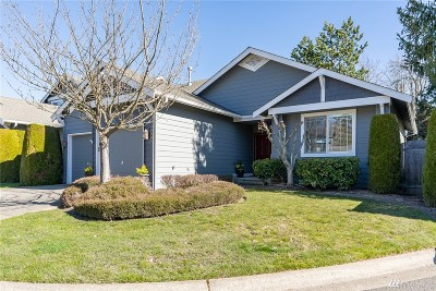 Sammamish Single Family Home For Sale: 476 243rd Place SE