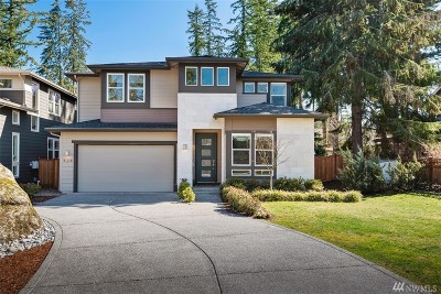 Sammamish Single Family Home For Sale: 528 233rd Ave NE