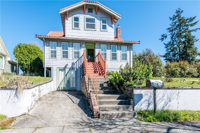 Tacoma Single Family Home For Sale: 2535 S Cushman Ave