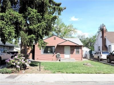 Chelan County Single Family Home For Sale: 1013 Harvard Ave