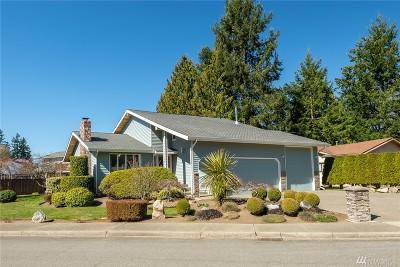 Auburn Single Family Home For Sale: 4800 S 292nd St