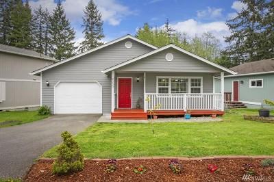 Kingston Single Family Home Pending: 26400 Barrett Rd NE