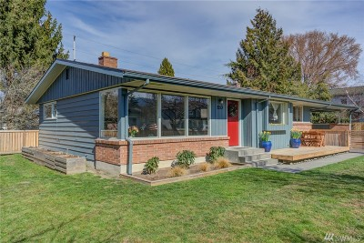 Bellingham Single Family Home For Sale: 2213 Wilson Ave