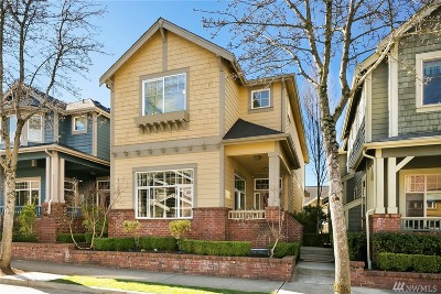 Issaquah Single Family Home For Sale: 1787 28th Ave NE