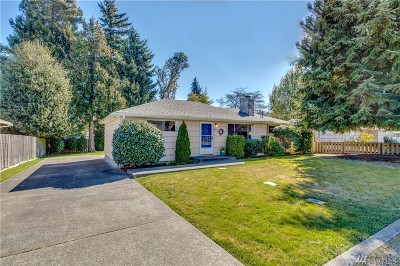 Pierce County Single Family Home For Sale: 3511 Crestview Dr W