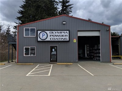 Olympia Commercial For Sale: 1015 85th Ave SE