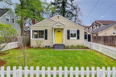 Seattle, Bellevue, Kenmore, Kirkland, Bothell Single Family Home For Sale: 14343 Interlake Ave N