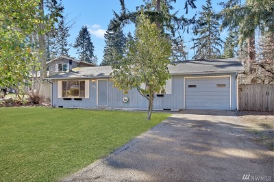 Puyallup Single Family Home For Sale: 2908 Forest Rim Ct S