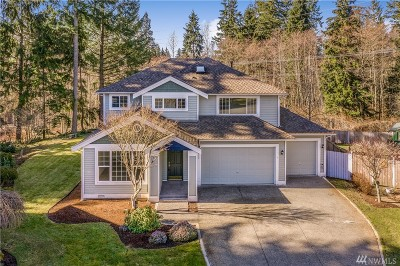 Snohomish Single Family Home For Sale: 15612 59th Drive SE