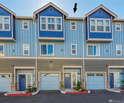 Sammamish Condo/Townhouse For Sale: 23000 NE 8th St #C3