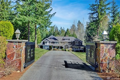 Sammamish Single Family Home For Sale: 1020 258th Ave NE