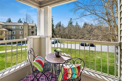 Bothell Condo/Townhouse For Sale: 20324 Bothell Everett Hwy #F204