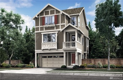 Bothell Condo/Townhouse Contingent: 2 197th Place SW #1