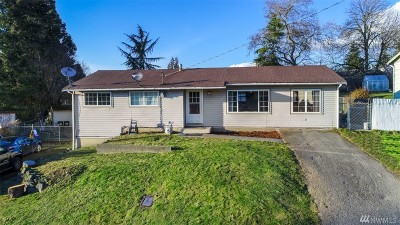 Renton Single Family Home For Sale: 12616 SE 170th St