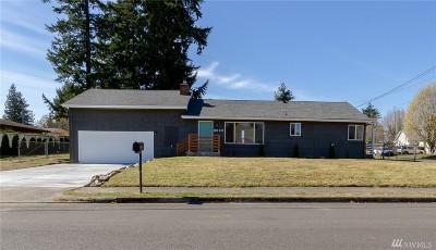 Tacoma Single Family Home For Sale: 8602 Fawcett Ave