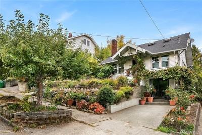 Single Family Home For Sale: 338 NE 52nd St