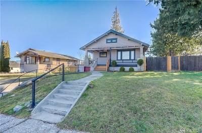Mount Vernon Single Family Home For Sale: 612 N 1st St