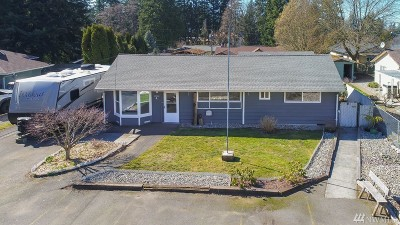 Mountlake Terrace Single Family Home For Sale: 22604 62nd Ave W
