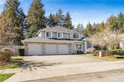 Thurston County Single Family Home For Sale: 9508 Marlbrook Lp SE